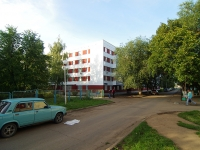 Naberezhnye Chelny, Usmanov st, house 136/147. Apartment house