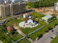 Naberezhnye Chelny, st Shamil Usmanov, house 5В. temple