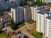 Naberezhnye Chelny, st Shamil Usmanov, house 17 к.1. Apartment house