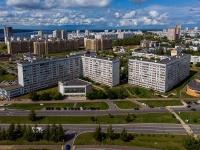 Naberezhnye Chelny, st Shamil Usmanov, house 2. Apartment house