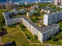 Naberezhnye Chelny, st Shamil Usmanov, house 6. Apartment house