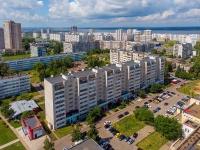 Naberezhnye Chelny, st Shamil Usmanov, house 13. Apartment house
