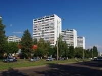 Набережные Челны, Дружбы Народов проспект, дом 10. многоквартирный дом
