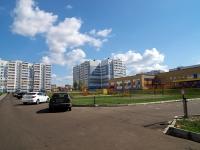 Набережные Челны, Дружбы Народов проспект, дом 27. многоквартирный дом