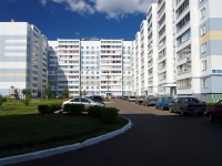 Naberezhnye Chelny, Druzhby Narodov avenue, house 27. Apartment house