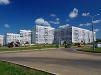Naberezhnye Chelny, Druzhby Narodov avenue, 房屋 52/41Б. 公寓楼