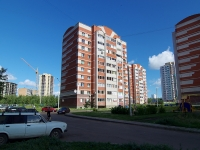 Naberezhnye Chelny, Kol Gali Blvd, house 3. Apartment house