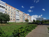 Naberezhnye Chelny, Kol Gali Blvd, house 4. Apartment house