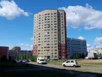 Naberezhnye Chelny, Kol Gali Blvd, house 14А. Apartment house