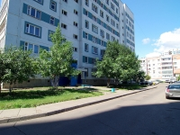 Naberezhnye Chelny, Kol Gali Blvd, house 14. Apartment house