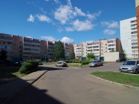 Naberezhnye Chelny, Kol Gali Blvd, house 16. Apartment house