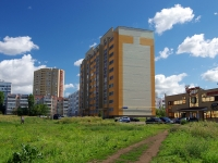 Naberezhnye Chelny, Kol Gali Blvd, house 19. Apartment house