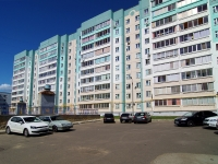 Naberezhnye Chelny, Kol Gali Blvd, house 25А. Apartment house
