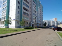 Naberezhnye Chelny, Kol Gali Blvd, house 25В. Apartment house