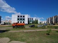 Набережные Челны, Кол Гали бульвар, неиспользуемое здание