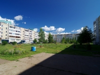 Naberezhnye Chelny, Akademik Korolev st, house 4. Apartment house