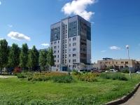 Набережные Челны, улица Академика Королёва, дом 13А. многоквартирный дом