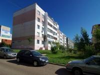 Набережные Челны, улица Академика Королёва, дом 17Б. многоквартирный дом