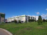 Набережные Челны, улица Академика Королёва, дом 21. многоквартирный дом