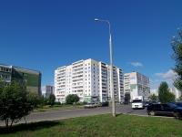 Набережные Челны, улица Академика Королёва, дом 25Б. многоквартирный дом