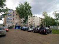 neighbour house: Blvd. Saydashev, house 4. Apartment house