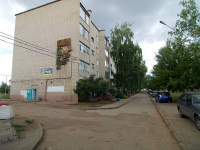 Naberezhnye Chelny, Saydashev Blvd, house 6. Apartment house