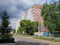 Набережные Челны, улица Столбовая, дом 4. многоквартирный дом