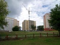 Набережные Челны, улица 4А комплекс (ГЭС), дом 5. строящееся здание