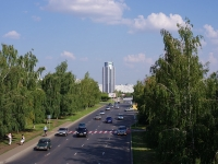 "Naberezhnye Chelny, office building ""2.18"", Khasan Tufan avenue, house 12"