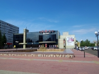 "neighbour house: avenue. Khasan Tufan, house 14. entertainment complex ""Батыр"""