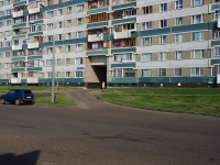 Naberezhnye Chelny, Khasan Tufan avenue, house 22/9. Apartment house