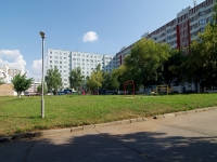 Naberezhnye Chelny, Khasan Tufan avenue, house 32. Apartment house