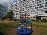 Naberezhnye Chelny, Khasan Tufan avenue, 房屋 33А. 公寓楼