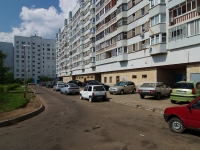 Naberezhnye Chelny, Khasan Tufan avenue, house 33. Apartment house