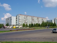 Naberezhnye Chelny, Khasan Tufan avenue, house 34. Apartment house