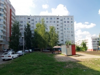 Naberezhnye Chelny, Khasan Tufan avenue, house 42. Apartment house