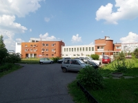 Naberezhnye Chelny, Khasan Tufan avenue, house 43. multi-purpose building