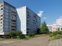 Naberezhnye Chelny, Khasan Tufan avenue, house 44. Apartment house