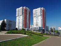 Naberezhnye Chelny, Khasan Tufan avenue, house 45. Apartment house