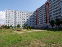 Naberezhnye Chelny, Khasan Tufan avenue, house 46. Apartment house