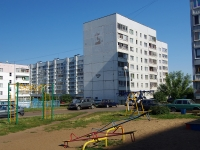 Naberezhnye Chelny, Khasan Tufan avenue, house 53. Apartment house