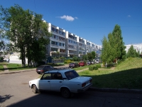 Naberezhnye Chelny, Kasimov Blvd, house 1. Apartment house