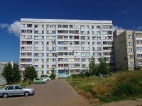 neighbour house: Blvd. Kasimov, house 11. Apartment house
