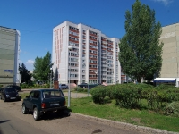 Naberezhnye Chelny, Kasimov Blvd, house 13. Apartment house