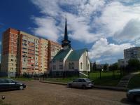 """Касимова бульвар, дом 17. мечеть """"Рамазан"""""""