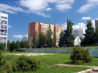 Naberezhnye Chelny, Kasimov Blvd, house 23. Apartment house