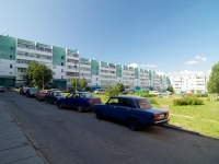 Naberezhnye Chelny, 12th complex st, house 6. Apartment house