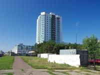 Набережные Челны, улица 12-й комплекс, дом 36А. строящееся здание