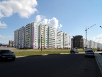 Naberezhnye Chelny, 37th complex st, house 1. Apartment house
