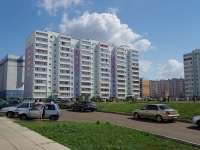 Naberezhnye Chelny, 37th complex st, house 2. Apartment house